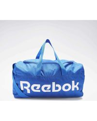 Reebok Sporttas Active Core Grip Tas Medium - Blauw