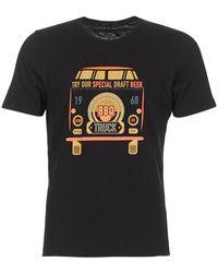 Sisley T-shirt - Noir