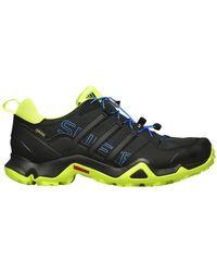adidas terrex swift r gtx scarpe da uomo (formatori) in blu in blu
