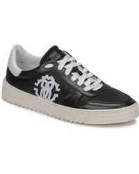 Roberto Cavalli Sneakers Gel - Nero
