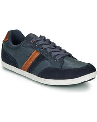 André Lage Sneakers Athenes - Blauw