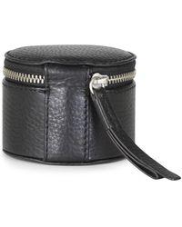 Markberg Beautycase Lova Jewelry Box Small Grain - Zwart