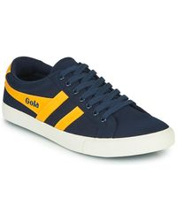 Gola Sneakers Varsity - Blauw