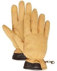 Timberland Handschuhe - Mettallic