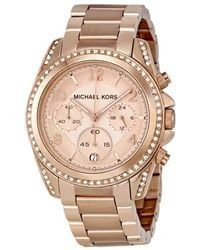 MICHAEL Michael Kors - - Mk5263 Women's Analogue Watches In Other - Lyst