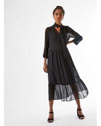 Dorothy Perkins Robe chemise Robe - Noir