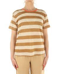 Ottod'Ame DM7643 T-shirt - Neutre