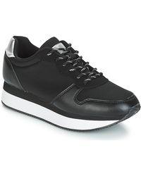 André Sneakers Typo - Zwart