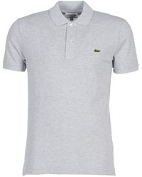 Lacoste - Polo Shirt Korte Mouw Ph4012 Slim - Lyst
