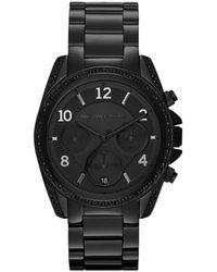 MICHAEL Michael Kors Horloge Mk5686 - Zwart