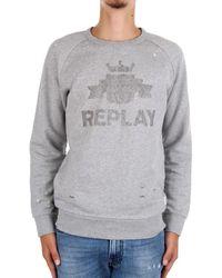 Replay Jersey M3506 000 22890P M08 - Gris