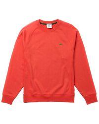 Lacoste Sweat-shirt - Rouge