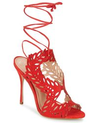 9dae143b69f Horatio Women's Sandals In Red