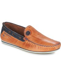 Bugatti - - Men's Loafers / Casual Shoes In Brown - Lyst