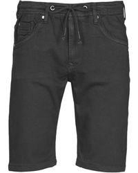 Pepe Jeans Korte Broek JAGGER - Zwart