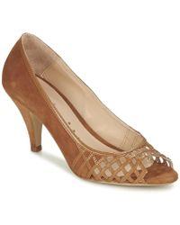 Petite Mendigote - Trinité Women's Court Shoes In Beige - Lyst