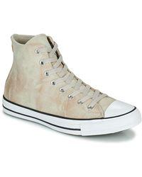 Converse Zapatillas altas CHUCK TAYLOR ALL STAR SUMMER DAZE - WASH HI - Neutro