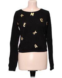 Jennyfer Pull, Sweat - XS Sweat-shirt - Noir