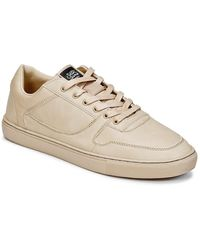 Sixth June Lage Sneakers Seed Essential - Naturel
