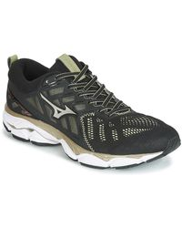 Mizuno Wave Ultima 11 Amsterdam Men's Running Trainers In Black