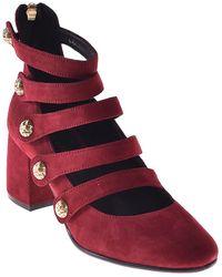Elvio Zanon Chaussures escarpins I0703P - Rouge