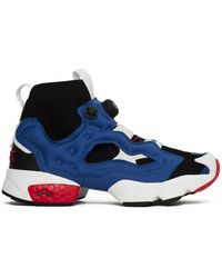 b3aa597d Reebok Instapump Fury Og U Blackhypergreenrbk Men's Shoes (high-top ...
