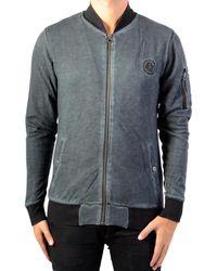Le Temps Des Cerises - Sweatshirthirt Jules Anthracite Men's Sweatshirt In Grey - Lyst