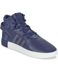 adidas TUBULAR INVADER Chaussures - Bleu