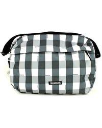 Reebok - Dch Should Chec Men's Shoulder Bag In White - Lyst