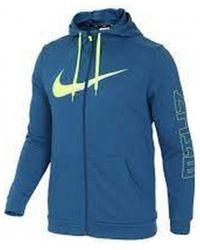 Nike Sweater Chaqueta Chándal Hombre Dd1709 - Blauw