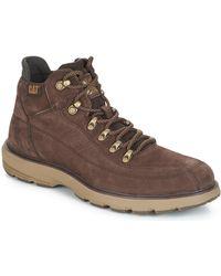 Caterpillar PRIME Boots - Marron