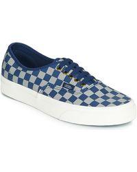 Vans Lage Sneakers Harry Potter Authentic - Blauw