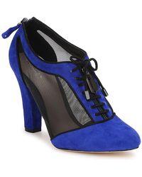BOURNE PHEOBE femmes Boots en bleu