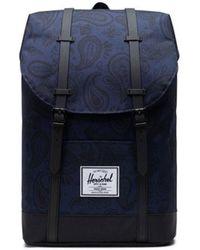 Herschel Supply Co. Rucksack Retreat - Blau