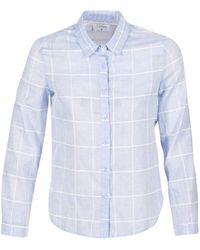 Casual Attitude Overhemd Gamou - Blauw