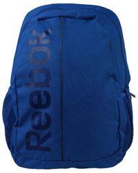 Reebok Rugzak Plecak Sport Roy Bkp Bq1231 - Blauw