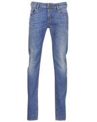 DIESEL Jeans Sleenker - Blauw