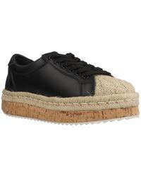Sixtyseven Lage Sneakers 70247 - Zwart