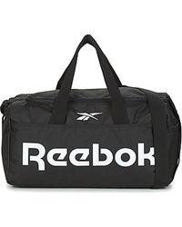 Reebok Sporttasche ACT CORE LL S GRIP - Schwarz