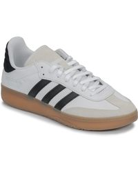 adidas SAMBA RM Chaussures - Blanc