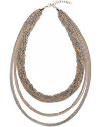 Marella Collar COIMBRA - Amarillo