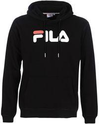 Fila Sweater Pure Hoody - Zwart