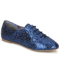 StylistClick Klassieke Schoenen Natalie - Blauw