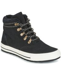 5a069ac7b02a Converse - Chuck Taylor All Star Ember Boot Women s Shoes (high-top  Trainers)