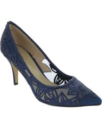 Lotus - Groove Women's Court Shoes In Blue - Lyst