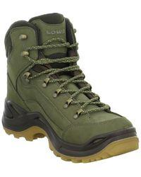 Lowa - Renegade Gtx Mid Men's Mid Boots In Green - Lyst