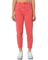 One.0 6940 Jeans - Rouge