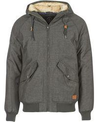 Volcom - Master Coaster Men's Jacket In Grey - Lyst
