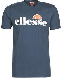 Ellesse SL PRADO T-shirt - Bleu