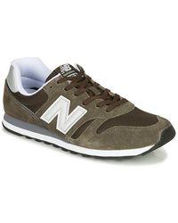 New Balance Lage Sneakers 373 - Groen